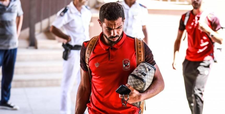 اتحاد الكرة يحدد حالة واحدة لمعاقبة أحمد فتحي بعد واقعة «الخناقة»