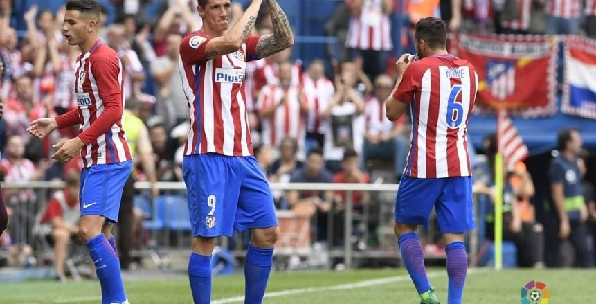 بالفيديو| أتلتيكو مدريد يسقط في اختبار كارباخ للمرة الثانية بدوري الأبطال