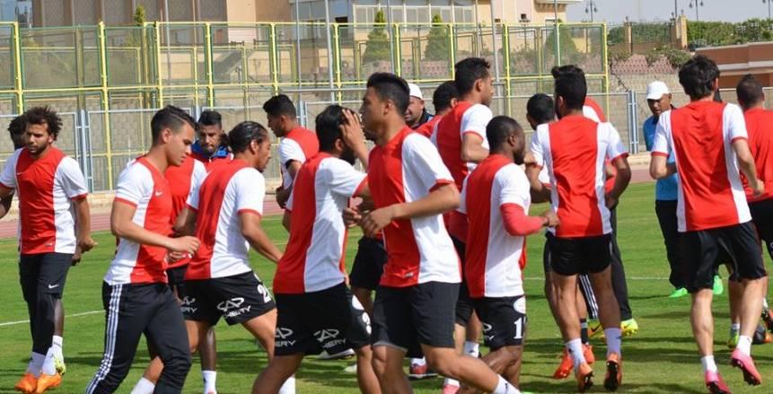 عبدالعال يمنح لاعبي الداخلية راحة اليوم والفريق يستأنف تدريباته غدًا