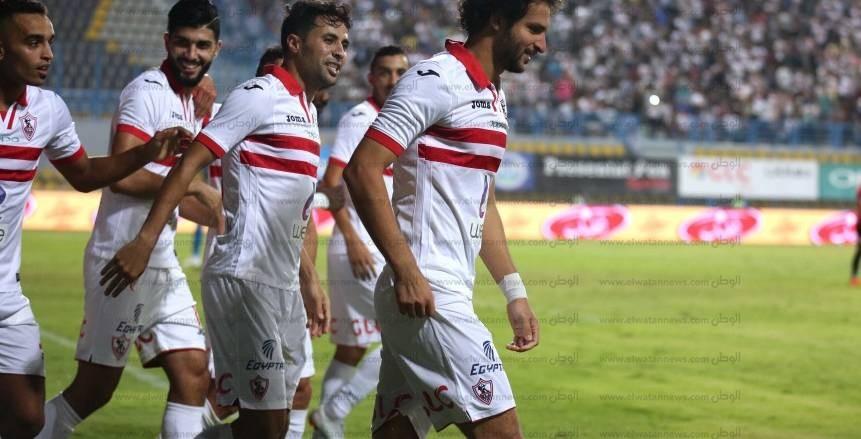 محمود علاء: سعيد بالتأهل الإفريقي.. ونسعى للفوز على بيراميدز