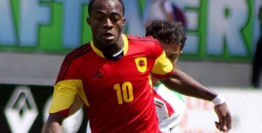 جيرالدو يقود أنجولا للفوز على جامبيا.. وتوجو تتعادل مع جزر القمر