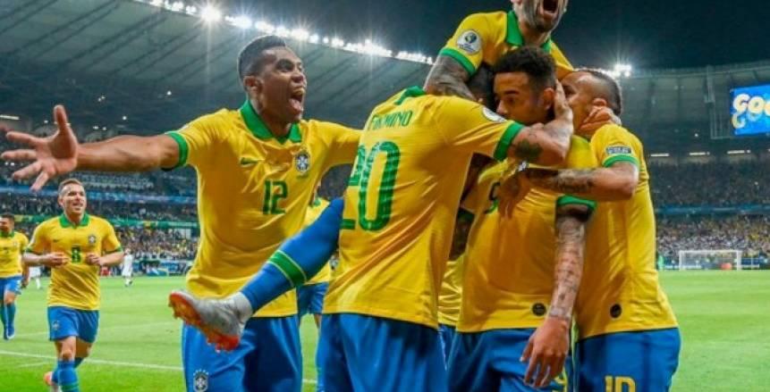 """البرازيل تحصد لقب كوبا أمريكا 2019 تحت شعار.. """"الاستضافة هي الحل"""""""