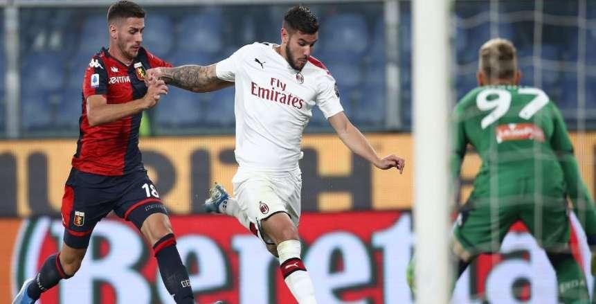 وسط 4 حالات طرد.. ميلان يُصالح جماهيره بانتصار مثير أمام جنوى بالدوري الإيطالي