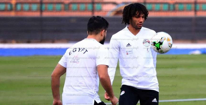 رغم الانتقادات.. محمد النني ينفرد برقم استثنائي مع المنتخب ويتفوق على صلاح