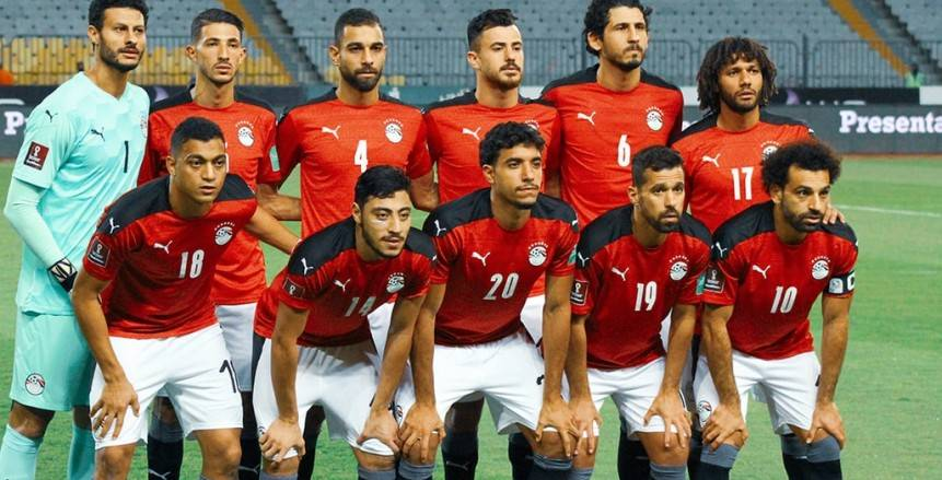ترتيب مجموعة مصر في تصفيات كأس العالم 2022