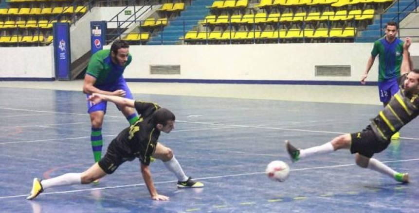 رسميا| صالات المقاصة تتعاقد مع «محمد منصور» لاعب المنتخب
