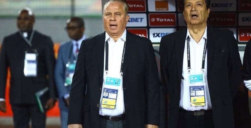منتخب مصر الأولمبي يفوز على جنوب أفريقيا.. ويتأهل لأولمبياد طوكيو 2020