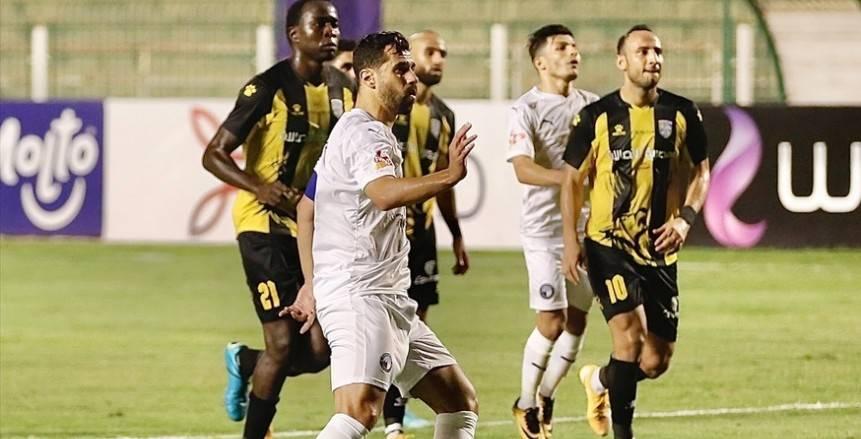المقاولون العرب يستأنف تدريباته استعدادًا لمواجهة الشرقية في الدوري