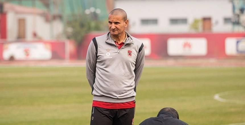 مدرب حراس الأهلي يطمئن على جاهزية شريف إكرامي قبل مباراة المصري