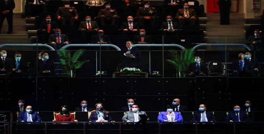 وزير الرياضة: حفل افتتاح بطولة العالم لكرة اليد بحضور السيسي أبهر العالم