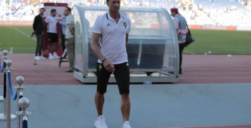 رينارد: هدفي التأهل لمونديال 2022 مع منتخب السعودية
