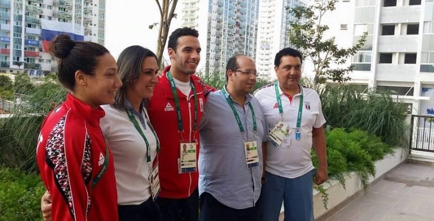 أكرم والقماش وفريدة على رأس قائمة منتخب مصر المشارك ببطولة أفريقيا للسباحة