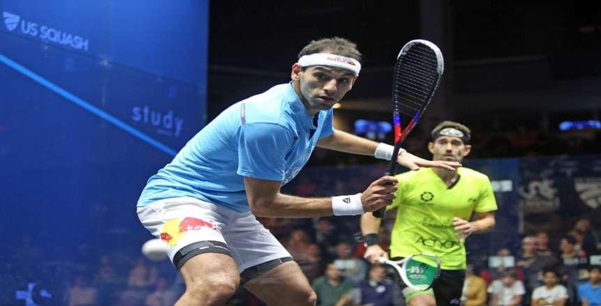 13 مصريا في ثمن نهائي بطولة أمريكا المفتوحة للاسكواش