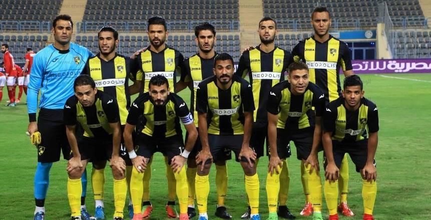 مباريات الرجاء ببرج العرب الفرعي.. ووادى دجلة ببترو سبورت