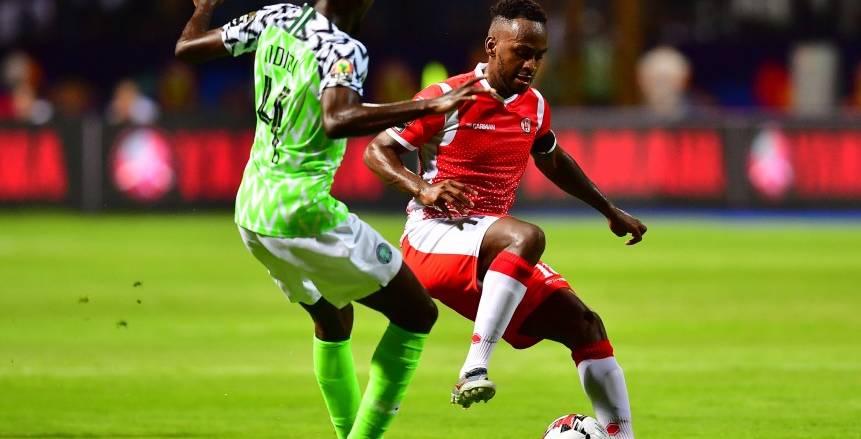 مباراة نيجيريا وبوروندي في المجموعة الثانية أمم أفريقيا 2019