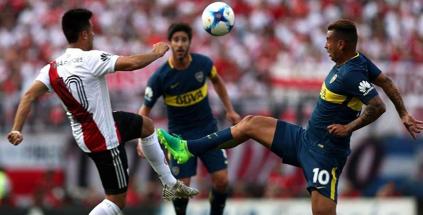 ريفر بليت يرفض اللعب على «سانتيجو برنابيو» في نهائي ليبرتادوريس