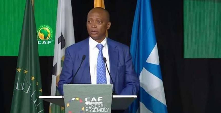 موتسيبي: أمم إفريقيا كل عامين و«كاف» سيتقدم في 4 سنوات