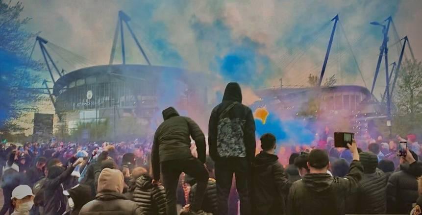 8 آلاف مشجع بنهائي دوري أبطال أوروبا.. ومطالب بنقله إلى إنجلترا
