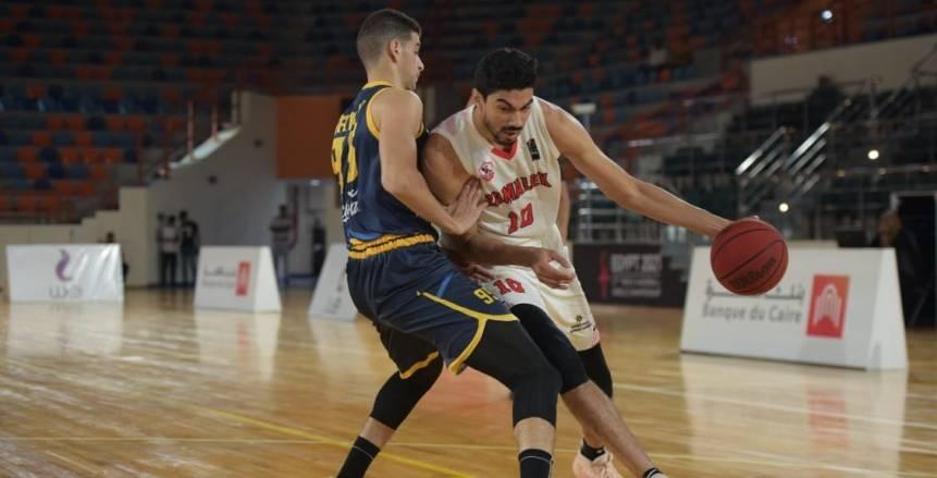 ظهور تقنية الفيديو لأول مرة في ملاعب السلة المصرية بلقاء الزمالك والجزيرة