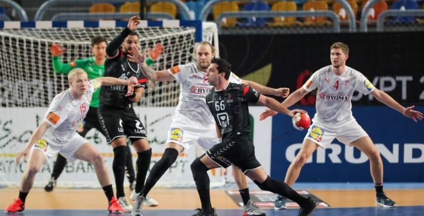 منتخب مصر يخسر أمام الدنمارك بعد ملحمة تاريخية بمونديال اليد