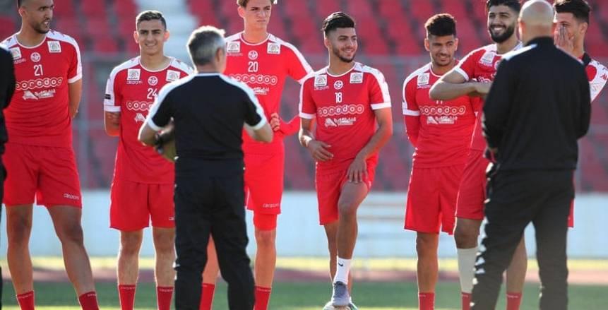ساسي يشارك في التدريبات الجماعية لمنتخب تونس وجاهز لمواجهة كرواتيا