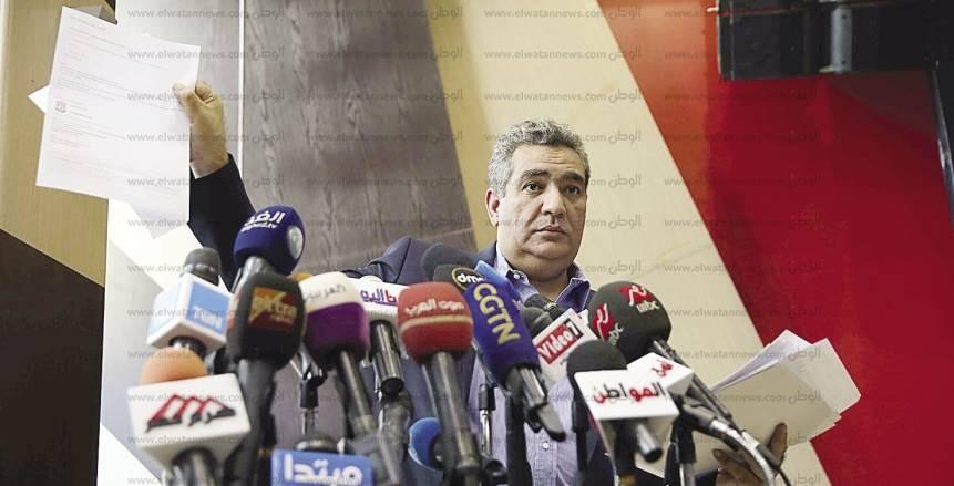 أحمد مجاهد يستعيد ذكرى استقالة مجلس أبوريدة: ما أسرع الأيام