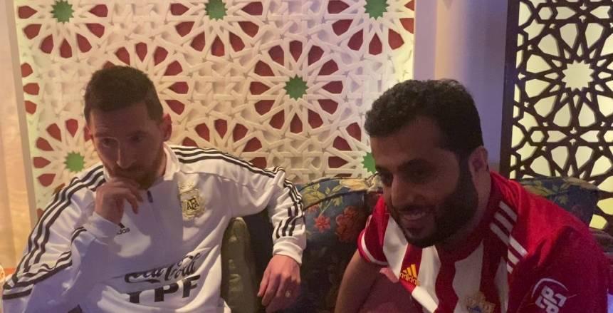 تركي آل الشيخ: هنكسر ميسي أول ربع ساعة لو لاعبنا برشلونة في كأس إسبانيا