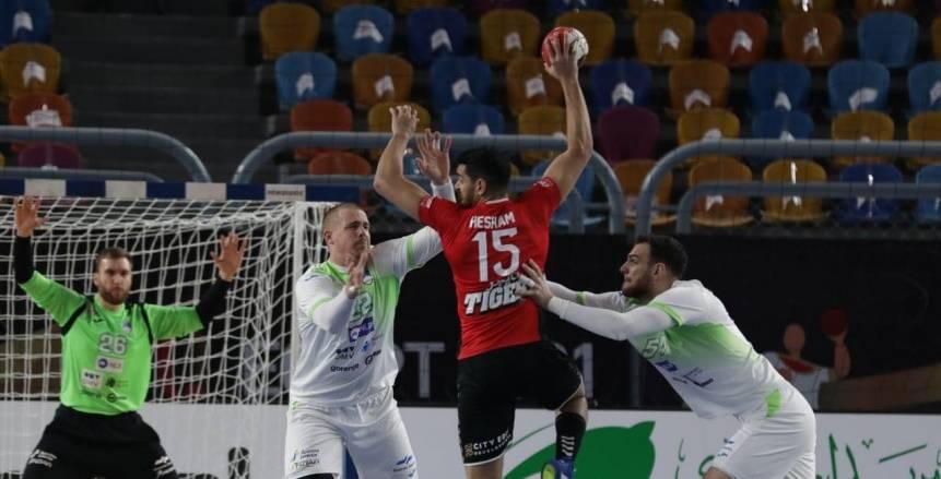 منتخب مصر يتأهل لدور الثمانية بمونديال اليد بعد التعادل أمام سلوفينيا