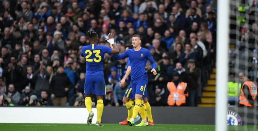 تشيلسي يهزم برايتون بثلاثية في الدوري الإنجليزي (فيديو)