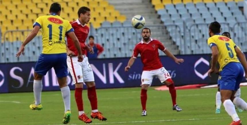 بث مباشر لحظة بلحظة.. مباراة الأهلي ضد الإسماعيلي في الدوري المصري