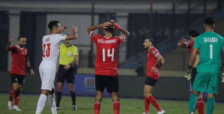 شوبير: مفاجآت في تشكيلي الأهلي والزمالك بنصف نهائي كأس مصر