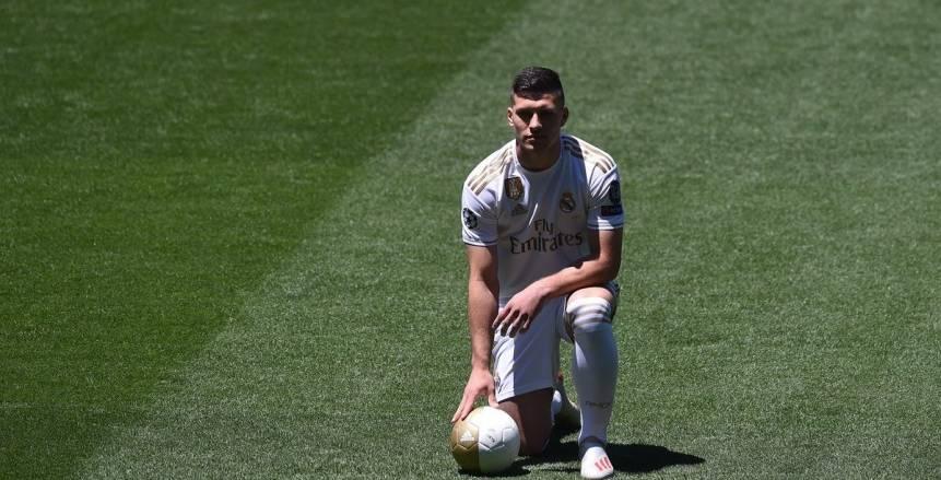 يوفيتش: أنا أسعد طفل في العالم.. سأقاتل من أجل اللعب أساسيًا بريال مدريد