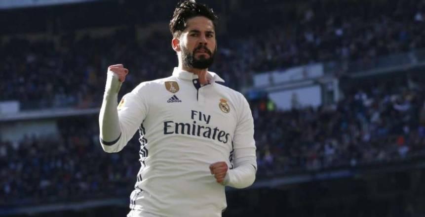 إيسكو يقود قائمة ريال مدريد لمواجهة ريال بيتيس