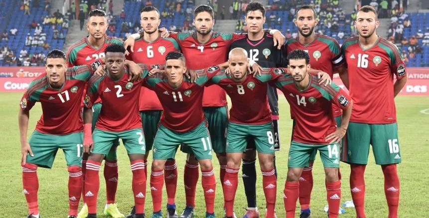 مباراة المغرب وتوجو في كأس الأمم الإفريقية 2017