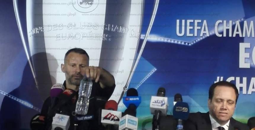 """""""جيجز"""" يثني على زيادة المحترفين المصريين في أوروبا"""
