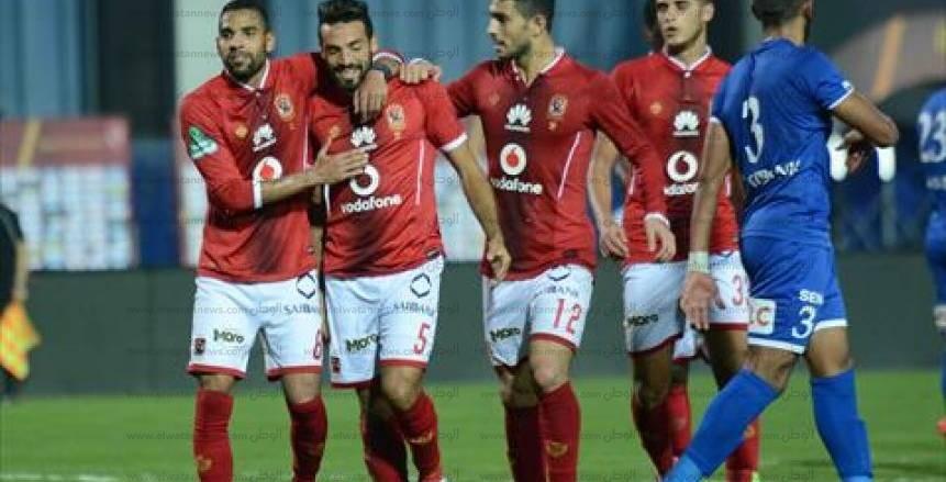 لاعبون مرشحون للرحيل عن الأهلي.. رباعي الأحمر ينتظر كلمة الحسم