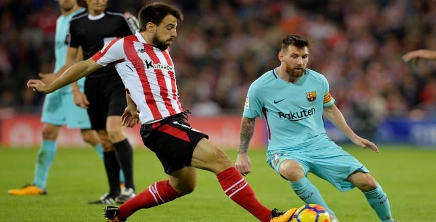 بث مباشر لمباراة برشلونة وأتليتك بلباو اليوم الأحد 10 فبراير