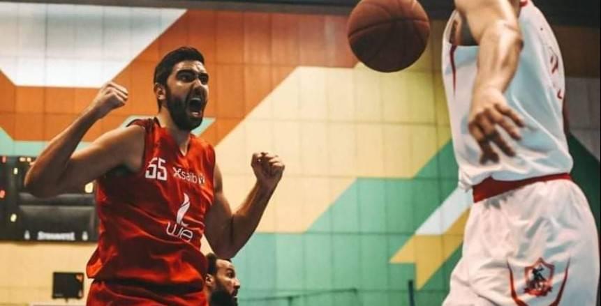 الأهلي يهزم الزمالك بريمونتادا مثيرة بدوري السلة