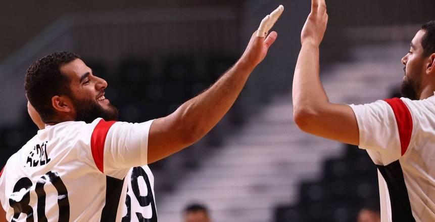 منتخب مصر لكرة اليد يواجه ألمانيا في أولمبياد طوكيو 2020