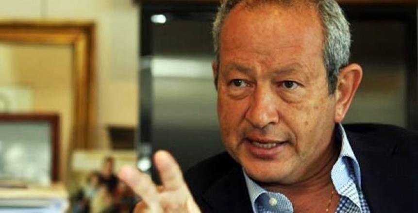 نجيب ساويرس يكشف حقيقة ترشحه لرئاسة الأهلي: بلاش وجع دماغ
