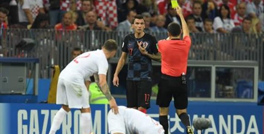 إنجلترا وكرواتيا