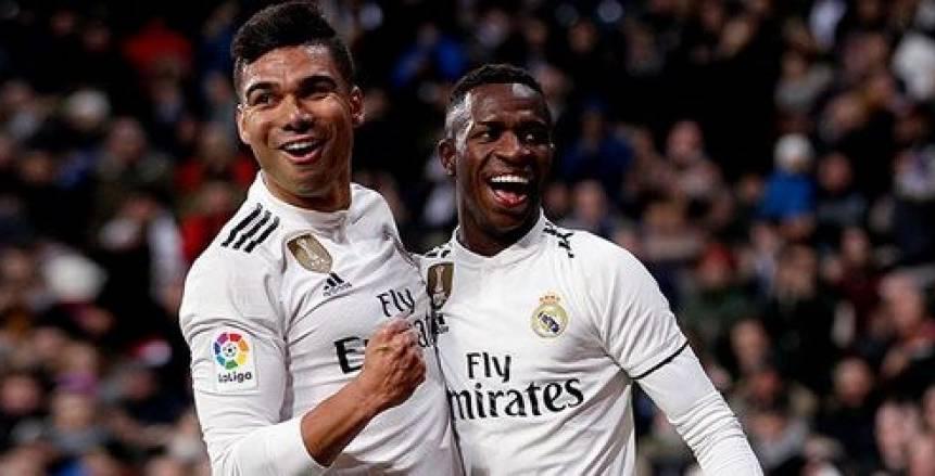 موعد مباراة ريال مدريد وأوساسونا اليوم والقنوات الناقلة لها في الدوري الإسباني