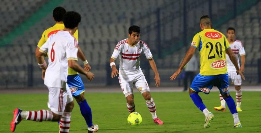 بث مباشر لمباراة الزمالك والإسماعيلي في الدوري المصري