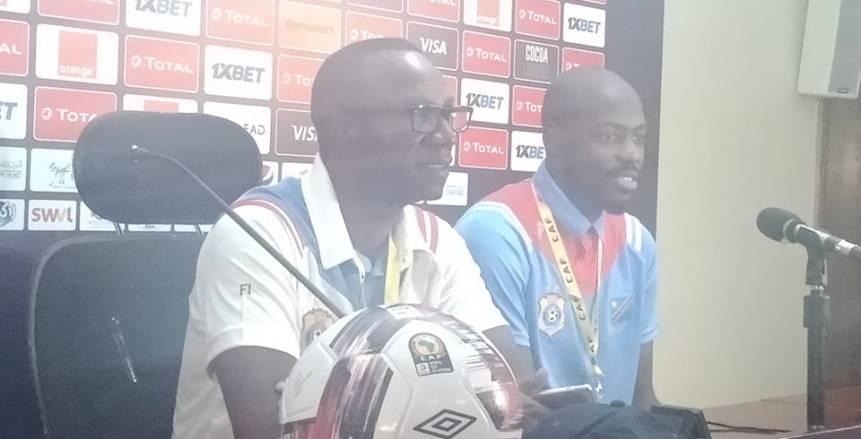 مدرب الكونغو: تعديلات في التشكيل أمام مصر.. وسنلعب من أجل الفوز
