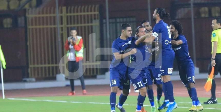 أهداف الزمالك وإنبي في الدوري المصري (فيديو)