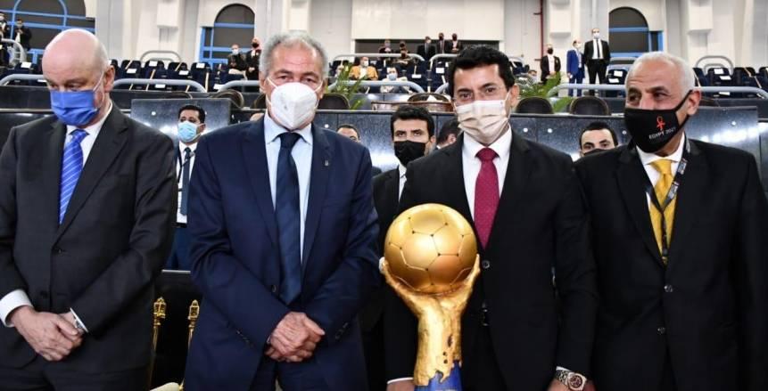 رئيس الوزراء يشهد ختام مونديال العالم لكرة اليد