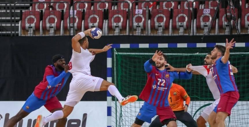 موعد مباراة الزمالك لكرة اليد القادمة ببطولة كأس العالم للأندية