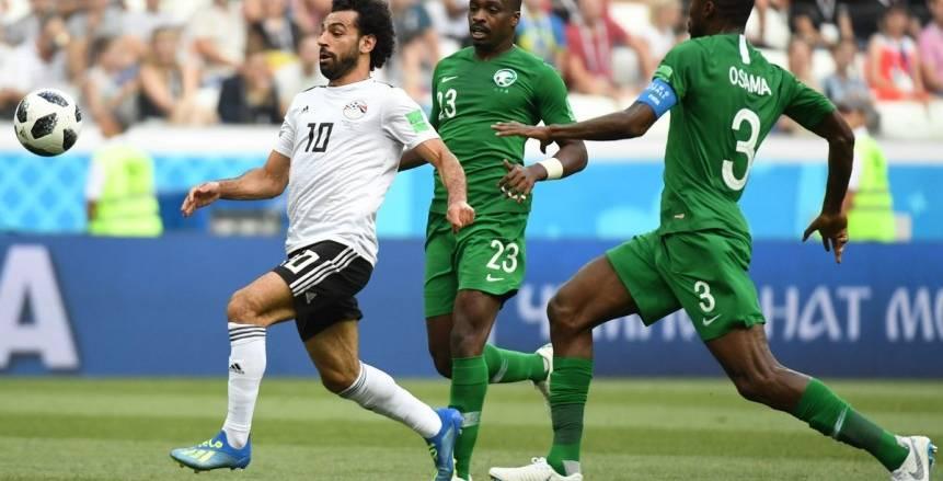 منتخب مصر يسجل أول هدف «ملعوب» في كأس العالم منذ 84 عاماً
