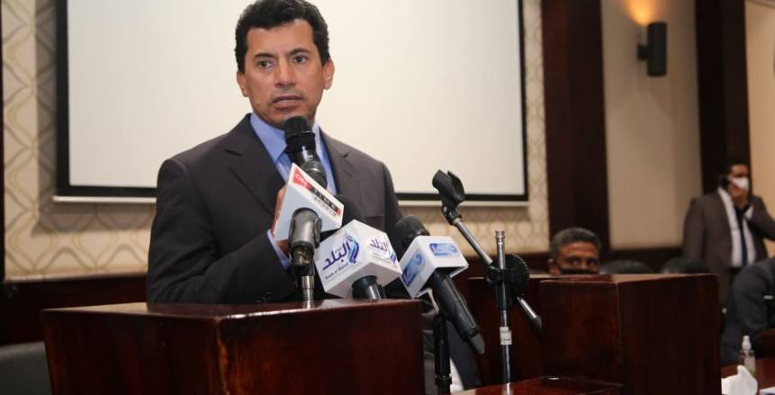 أشرف صبحي: أشكر الإعلام على الاهتمام بمونديال اليد