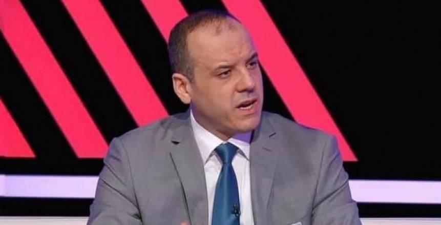 المعلق الجزائريحميد لبراوي: أشعر أنني اللاعب الثامن في منتخب يد مصر